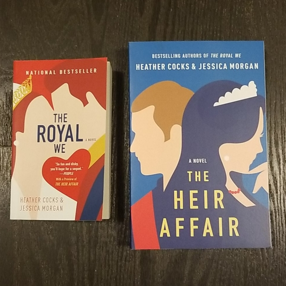 👑 Bundle of two books!